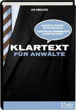 Klartext für Anwälte