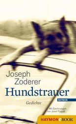 Hundstrauer: Gedichte. Mit Zeichnungen von Josef Fürpaß