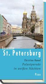 Lesereise St. Petersburg: Palastparade in weißen Nächten