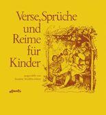 Verse, Sprüche und Reime für Kinder