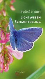 Lichtwesen Schmetterling