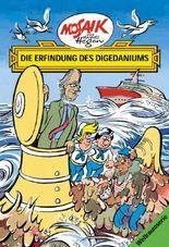 Mosaik von Hannes Hegen: Die Erfindung des Digedaniums