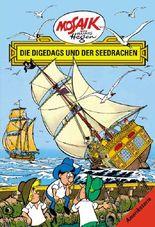 Mosaik von Hannes Hegen: Die Digedags und der Seedrachen