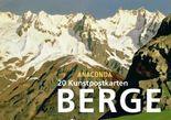 Postkartenbuch Berge