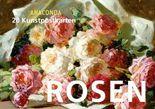 Postkartenbuch Rosen