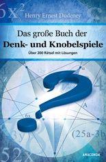 Das große Buch der Denk- und Knobelspiele