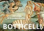 Postkartenbuch Sandro Botticelli