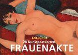 Postkartenbuch Frauenakte