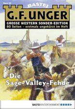 G. F. Unger Sonder-Edition - Folge 038: Die Sage-Valley-Fehde