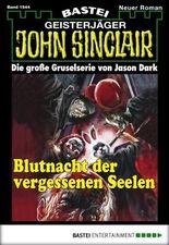 John Sinclair - Folge 1944: Blutnacht der vergessenen Seelen