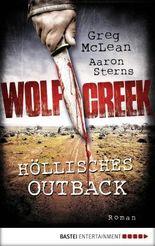 Wolf Creek - Höllisches Outback: Roman
