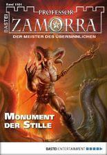 Professor Zamorra - Folge 1101: Monument der Stille