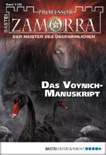 Professor Zamorra - Folge 1105: Das Voynich-Manuskript