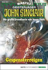 John Sinclair - Folge 2001: Gespensterreigen