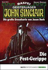John Sinclair - Folge 2004: Die Pest-Gerippe