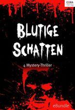 Blutige Schatten - 4 Mystery-Thriller: eBundle