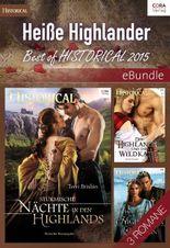 Heiße Highlander - Best of Historical 2015: eBundle