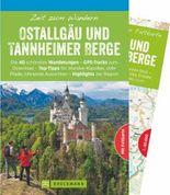 Zeit zum Wandern Ostallgäu und Tannheimer Berge