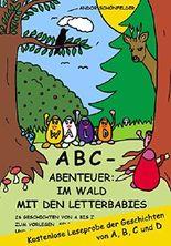 ABC- Abenteuer: Im Wald mit den Letterbabies: Kostenlose Leseprobe
