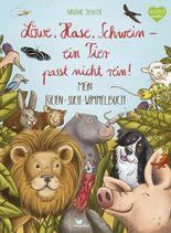 Löwe, Hase, Schwein - ein Tier passt nicht rein!