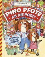 Pino Pfote – Ab die Post! – Band 2
