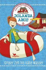 Jolanda ahoi! Großer Zeh ins kalte Wasser