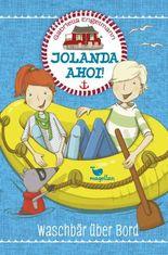 Jolanda ahoi! Waschbär über Bord