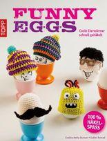 Funny Eggs: Coole Eierwärmer schnell gehäkelt