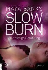 Slow Burn - Eine einzige Berührung (Slow-Burn-Reihe 5)