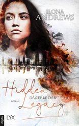 Hidden Legacy - Das Erbe der Magie (Nevada-Baylor-Serie 1)