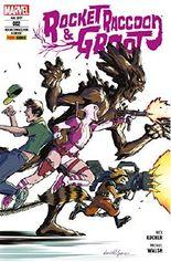 Rocket Raccoon & Groot Vol. 2
