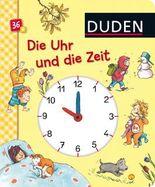 DUDEN Pappbilderbücher 36+ Monate / Duden - Die Uhr und die Zeit