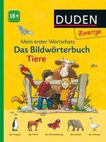 DUDEN Pappbilderbücher 18+ Monate / Das Bildwörterbuch - Tiere