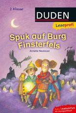 Leseprofi – Spuk auf Burg Finsterfels, 2. Klasse