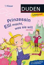 Leseprofi – Prinzessin Elli macht, was sie will, 1. Klasse