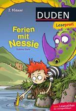 DUDEN Leseprofi 2. Klasse / Leseprofi ─ Ferien mit Nessie, 2. Klasse
