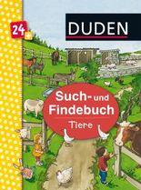 DUDEN Pappbilderbücher 24+ Monate / Duden 24+: Such- und Findebuch: Tiere