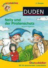 Lesedetektive Übungsbücher - Nelly, die Piratentochter, 3. Klasse