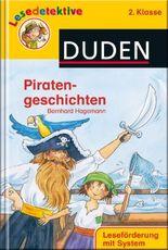 Lesedetektive - Piratengeschichten, 2. Klasse