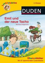 Lesedetektive Übungsbuch: Emil und der neue Tacho, 2. Klasse
