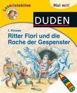 Lesedetektive Mal mit! - Ritter Flori und die Rache der Gespenster, 1. Klasse