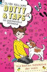 Dotty und Taps – Die geheimnisvolle Pfotenspur