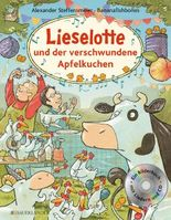 Lieselotte / Lieselotte und der verschwundene Apfelkuchen Buch mit CD