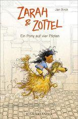 Zarah und Zottel - Ein Pony auf vier Pfoten