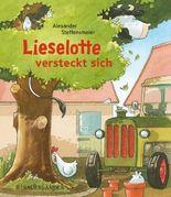 Lieselotte / Lieselotte versteckt sich (Mini-Broschur)