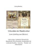 Urkunden der Handwerker