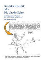Gromkas Welt / Gromka Knautiki oder Die Große Reise