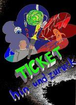 Ticket hin und zurück
