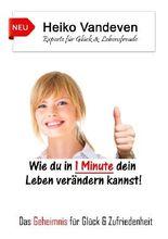 Wie du in 1 Minute dein Leben verändern kannst!
