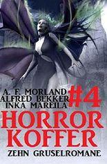 Horror-Koffer #4: Zehn Gruselromane